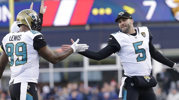 4. Jacksonville Jaguars - Bildquelle: imago/UPI Photo