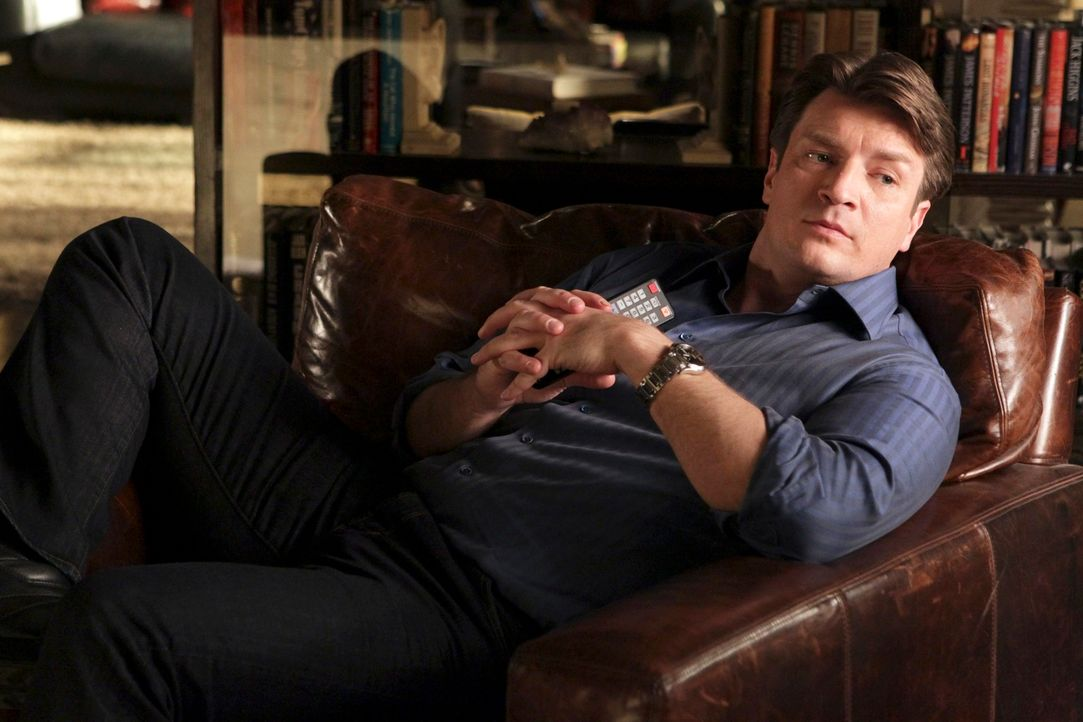 Am 36. Tag der Anti-Wall-Street-Proteste explodiert auf der Boylan Plaza inmitten  der Demonstranten eine Bombe. Richard Castle (Nathan Fillion) sie... - Bildquelle: ABC Studios