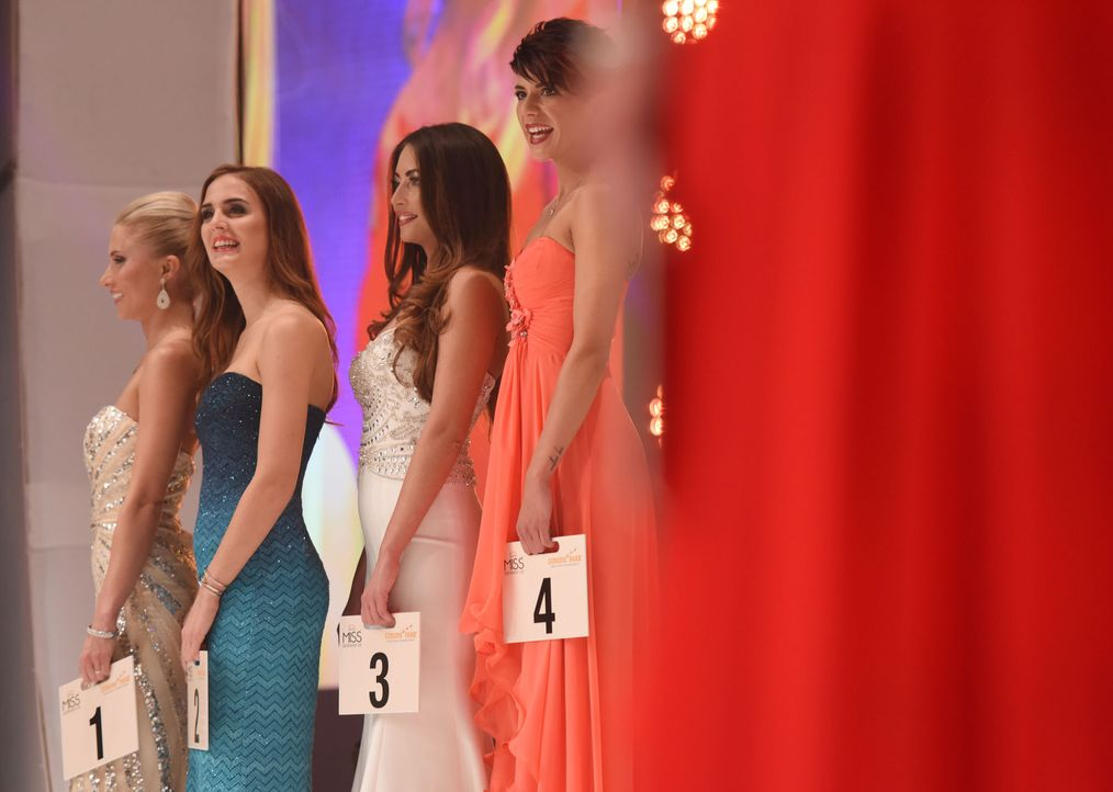 Miss-Germany-Gewinnerin-Teilnehmer-4-dpa - Bildquelle: dpa