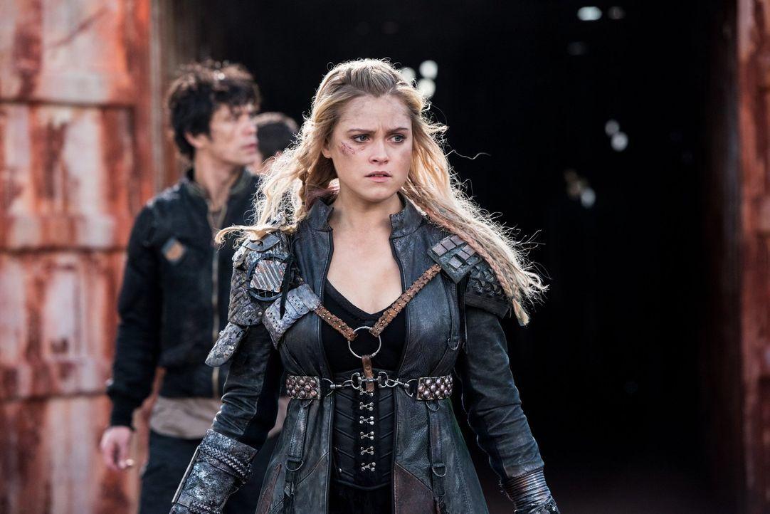 Wird Clarkes (Eliza Taylor) verzweifelte Suche nach Luna von Erfolg gekrönt werden? - Bildquelle: 2014 Warner Brothers