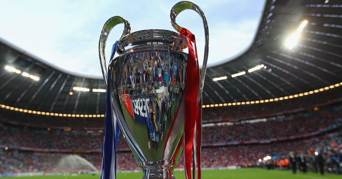 Champions-League-Finale 2021 - Bildquelle: 2012 Getty Images