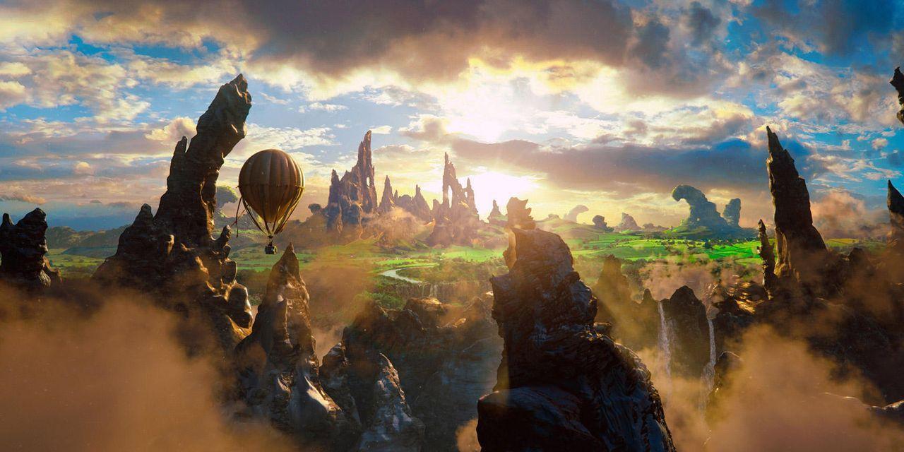 fantastische-welt-oz-07-disneyjpg 1700 x 850 - Bildquelle: Disney
