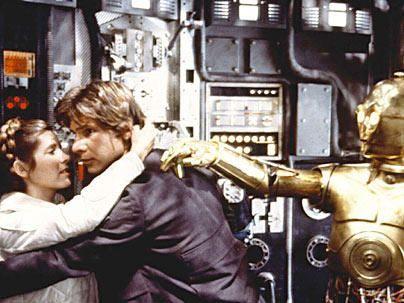 Platz 17: Star Wars - Episode 5 - Bildquelle: Lucasfilm