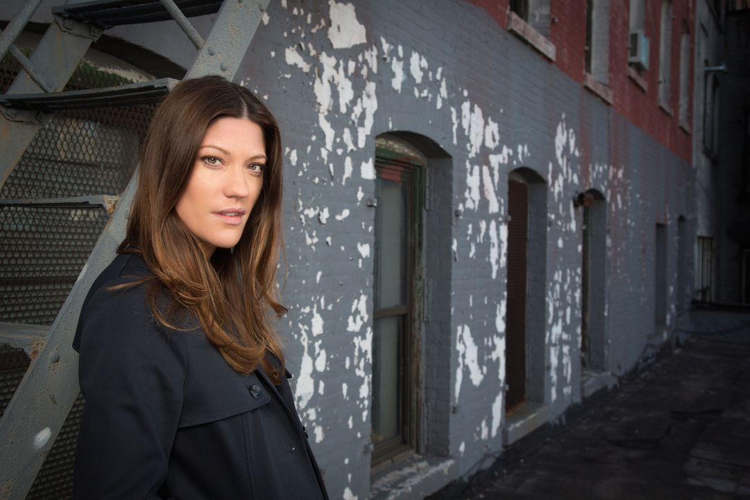 (1. Staffel) - Rebecca Harris (Jennifer Carpenter) ist FBI-Agentin und arbeitetet mit Brian Finch zusammen ... - Bildquelle: Cam Camarena 2015 CBS Broadcasting Inc. All Rights Reserved.