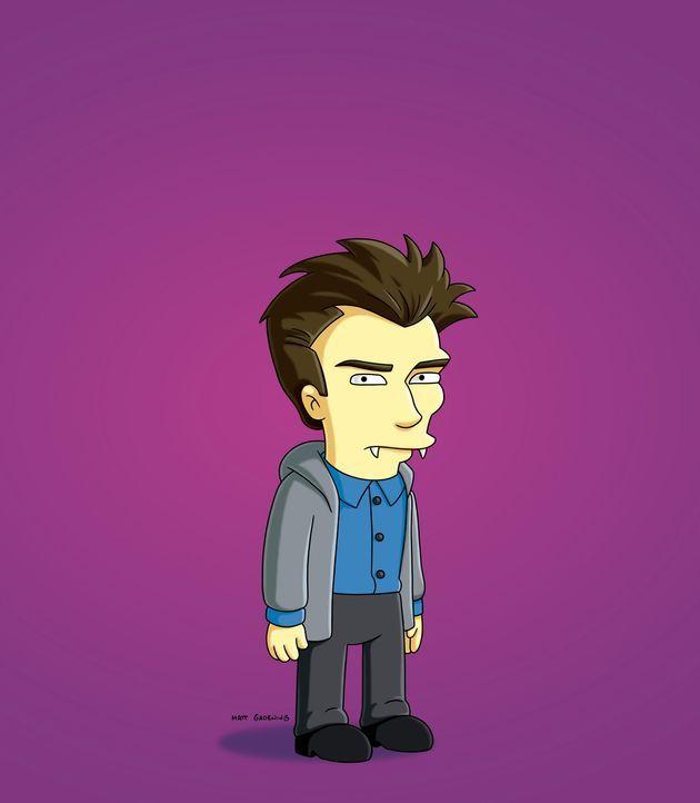 Der neue Mitschüler Edmund (Bild) verdreht Lisa den Kopf. - Bildquelle: und TM Twentieth Century Fox Film Corporation - Alle Rechte vorbehalten