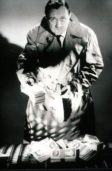 Edgar Wallace: Der Fälscher von London - Inspektor Bourke (Siegfried Lowitz)...