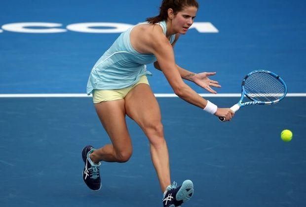 Julia Görges verspricht ihre Teilnahme im Fed-Cup-Team