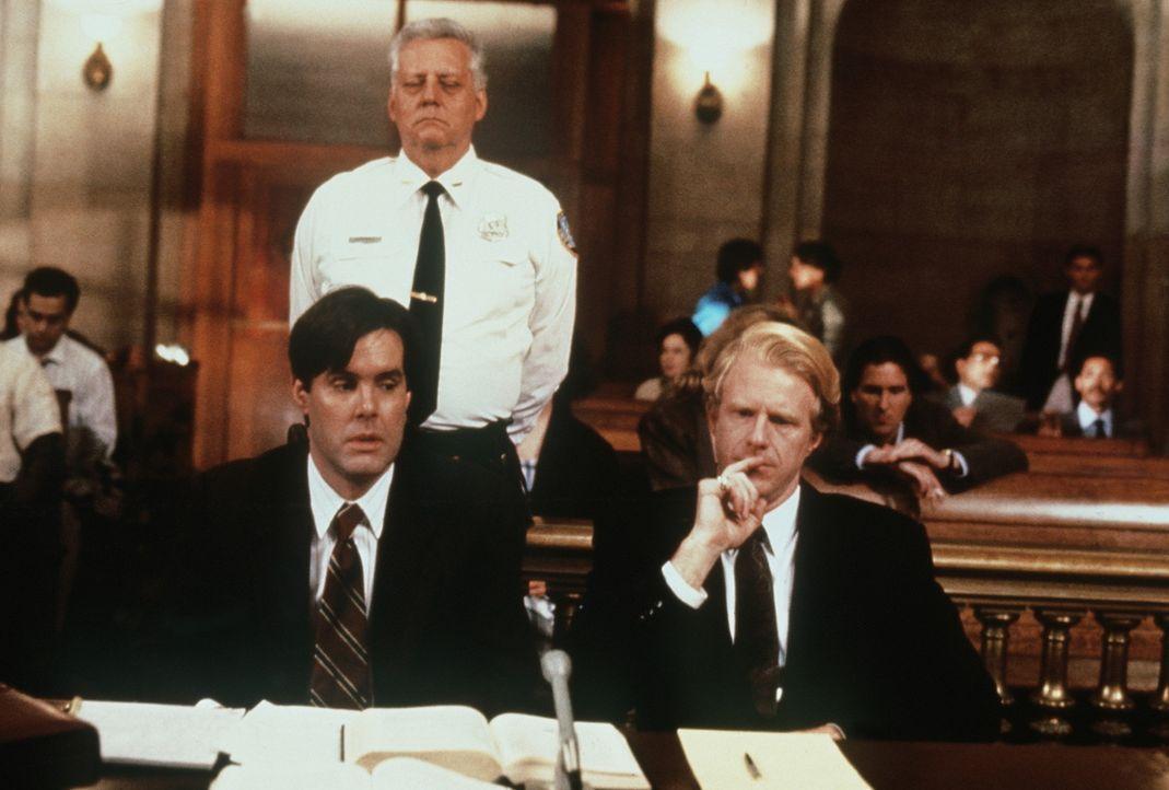 Auf einmal sieht das Leben nicht mehr so rosig aus für den Frauenschwarm Bob (Ed Begley jr., r.): seine Ex-Frau macht ihm das Leben zur Hölle und... - Bildquelle: 20th Century Fox