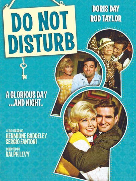 BITTE NICHT STÖREN! - Plakat - Bildquelle: 1965 Twentieth Century Fox Film Corporation.