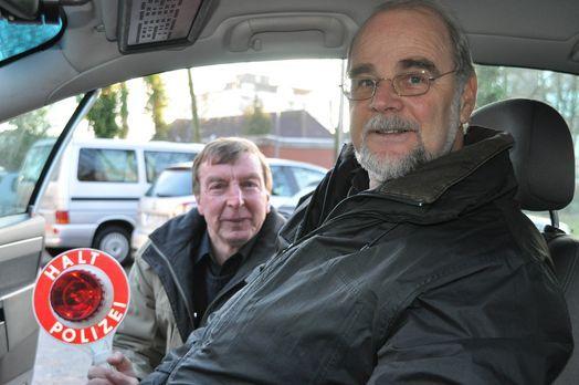 Mein Revier - Ordnungshüter räumen auf - Ingo Jahnke und Johann Schlichtmann...