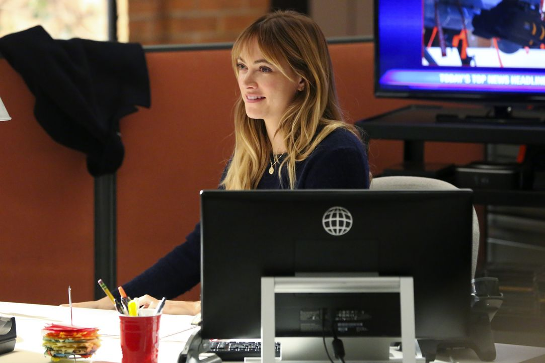 Ellie Bishop (Emily Wickersham) - Bildquelle: Michael Yarish 2018 CBS Broadcasting, Inc. All Rights Reserved/Michael Yarish