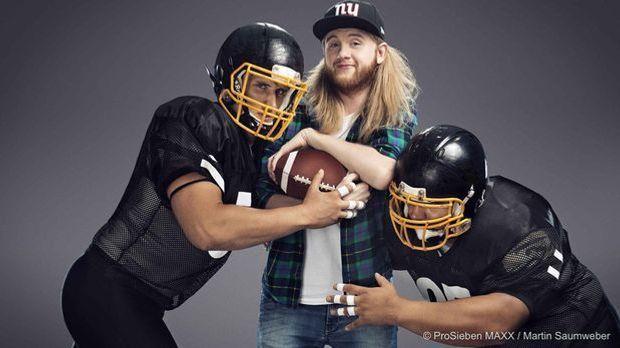 """Chrtistoph """"Icke"""" Dommisch gibt seine Prognose für die NFL-Saison 2..."""