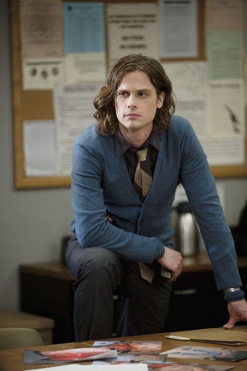 Versucht alles, um einen neuer Täter zu stellen: Reid (Matthew Gray Gubler) ... - Bildquelle: Touchstone Television