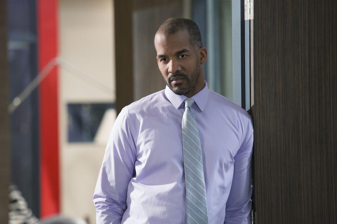 Welche Ziele verfolgt Reggie (Reggie Austin) wirklich? - Bildquelle: 2014 ABC Studios