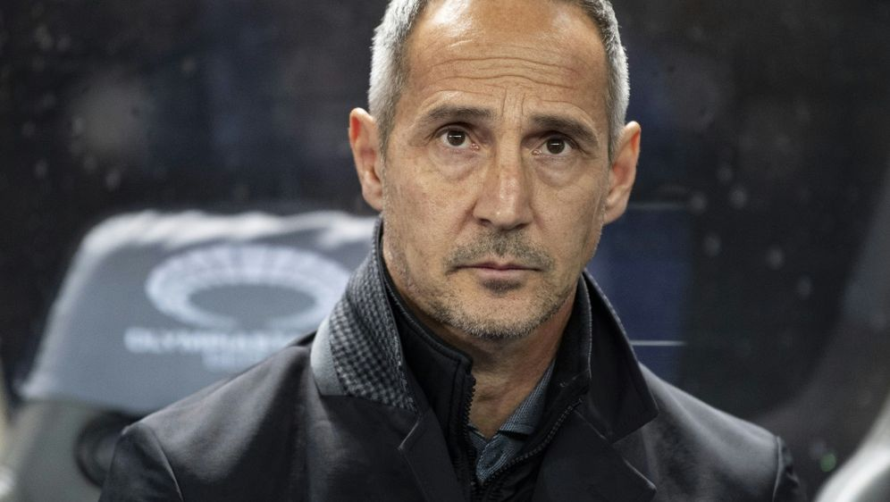 Adi Hütter verliert mit Frankfurt gegen Flamengo - Bildquelle: SIDSIDAFPROBERT MICHAEL