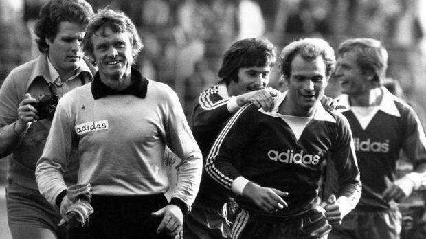 18. September 1976: VfL Bochum - FC Bayern München 5:6 - Bildquelle: imago sportfotodienst