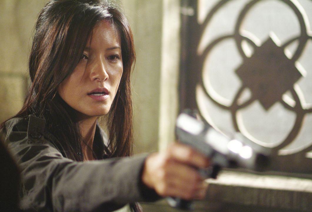 Willkommen zum Battle Royale der Killer: Zu den Favoriten zählt die chinesische Nahkampf-Expertin Lai Lai Zhen (Kelly Hu), die verzweifelt versucht,... - Bildquelle: Ascot Elite Film