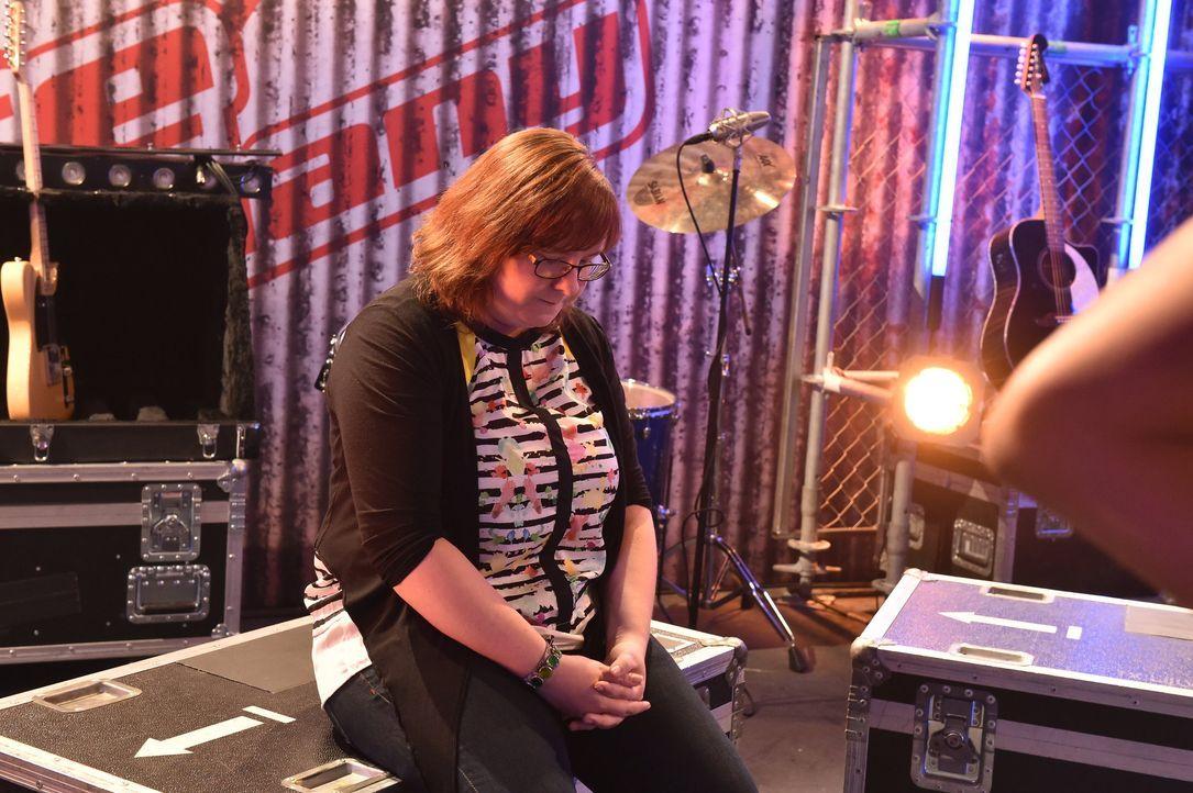 Ep2_Esther_Backstage - Bildquelle: SAT.1/ProSieben/Andre Kowalski