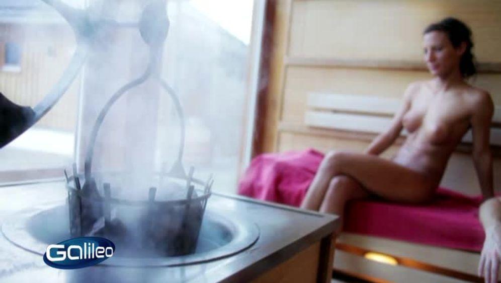 eXtrem - Sauna