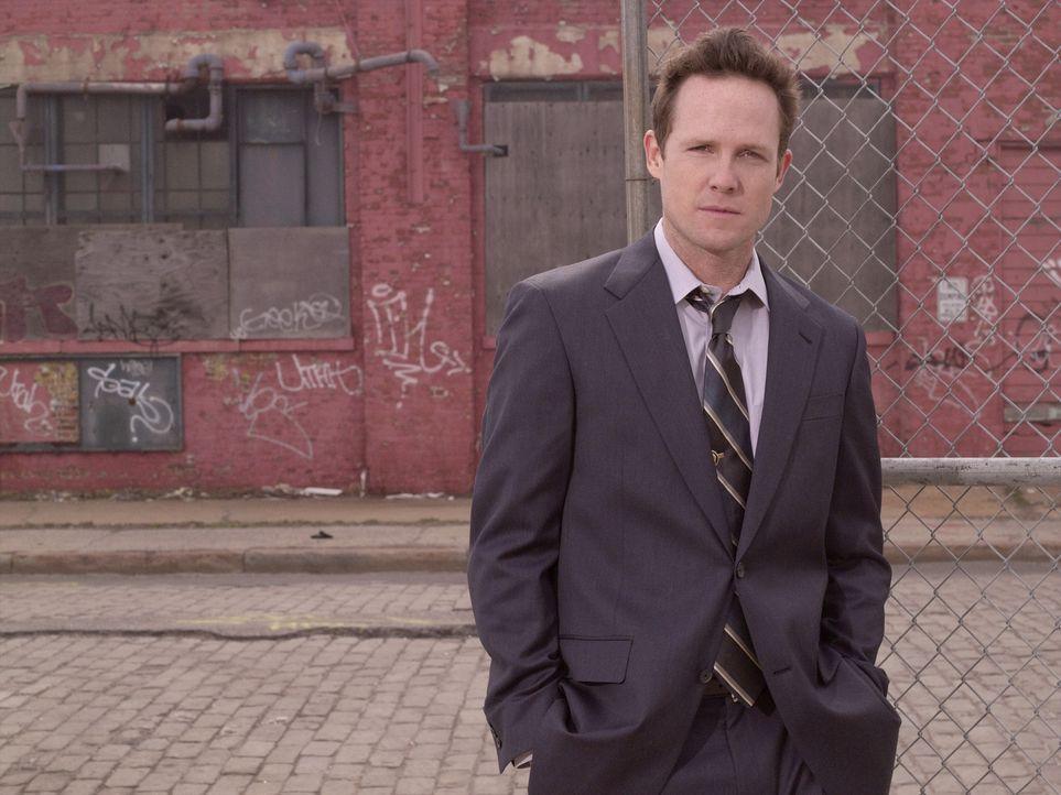 (3. Staffel) - Johnny (Dean Winters) verheimlicht seinem Bruder etwas wirklich Wichtiges ... - Bildquelle: SONY 2006 CPT Holdings, Inc. All Rights Reserved.