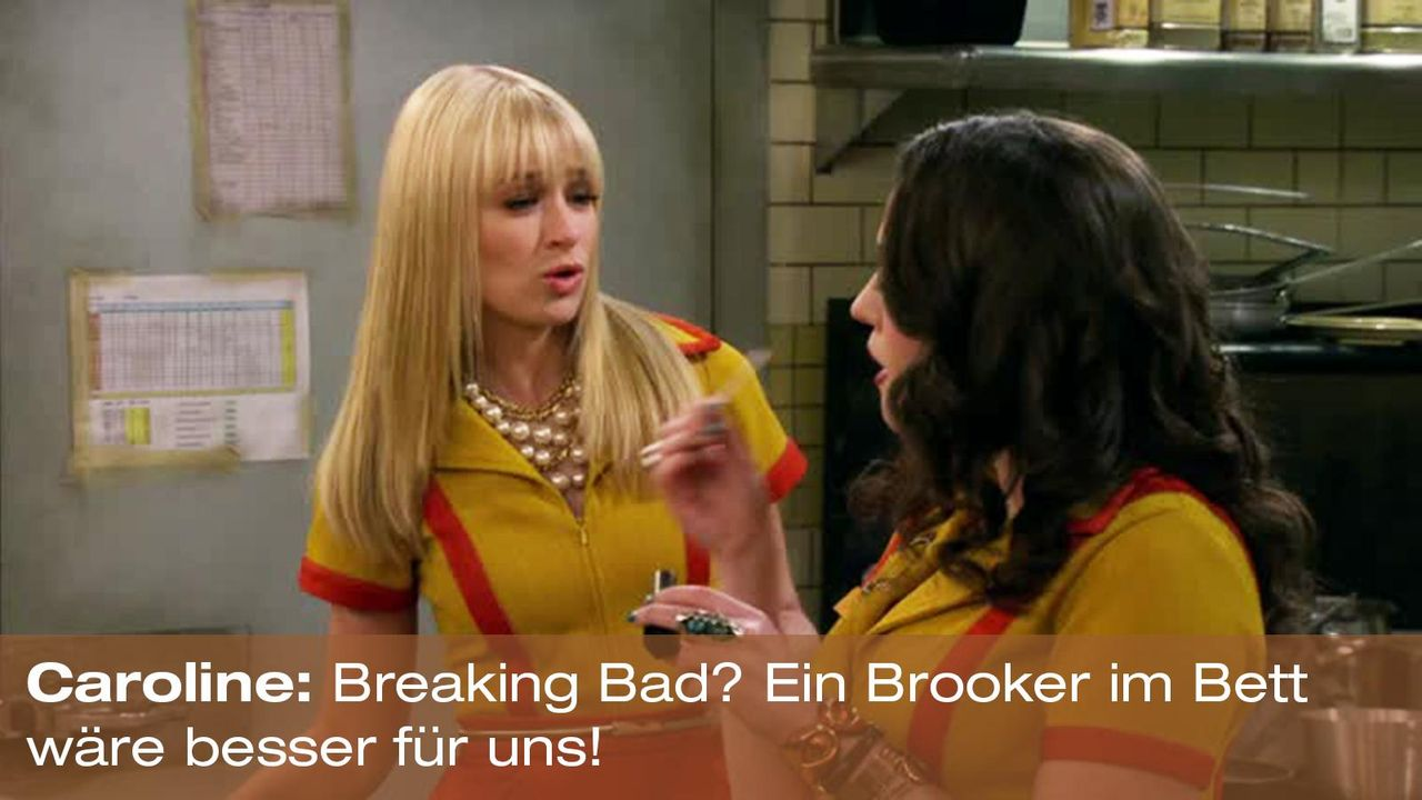 2-broke-girls-zitat-quote-staffel2-episode5-darius-lachexpress-caroline-brooker-warnerpng 1600 x 900 - Bildquelle: Warner Brothers Entertainment Inc.