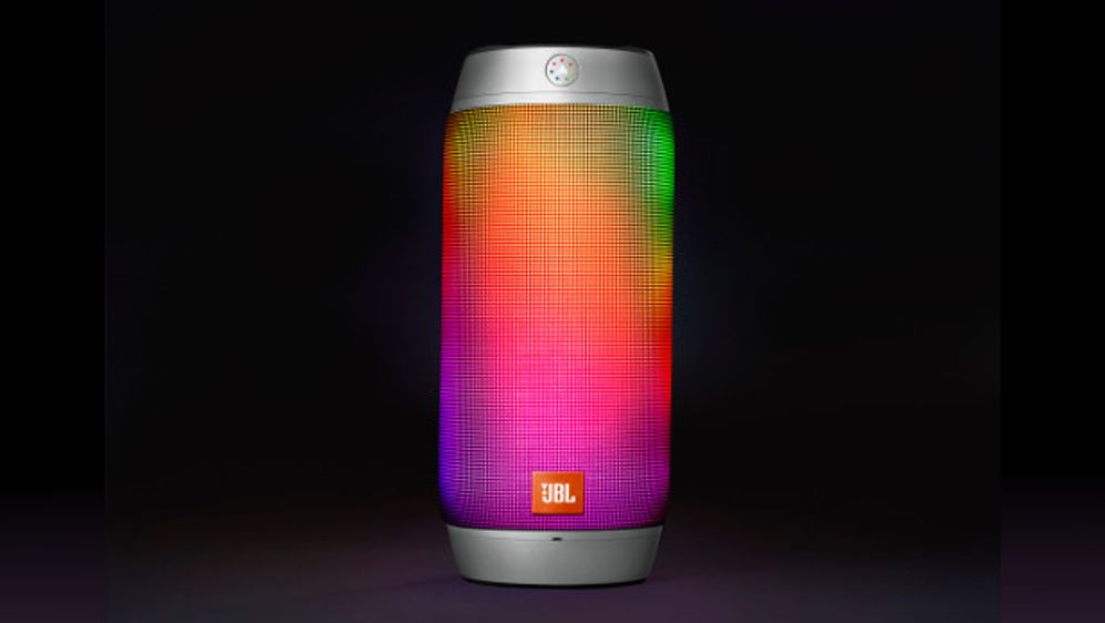 Jbl Pulse 2 Klangstarke Leuchtbierdose Im Test