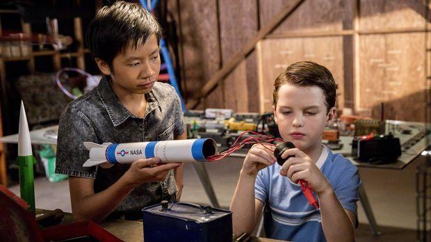 Young Sheldon - Young Sheldon - Staffel 1 Episode 2: Raketen, Kommunisten Und Keine Freunde