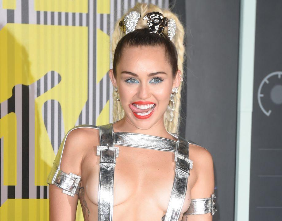 MTV-VMAs-150830-08-Miley-Cyrus-getty-AFP - Bildquelle: MARK RALSTON / AFP