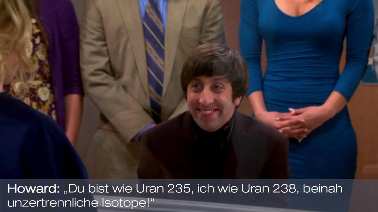 Staffel 7 Folge 6 - Zitat 11 - Bildquelle: Warner Bros. Television