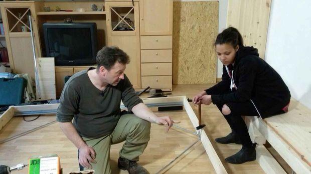 diy klappbett selber bauen statt kaufen. Black Bedroom Furniture Sets. Home Design Ideas