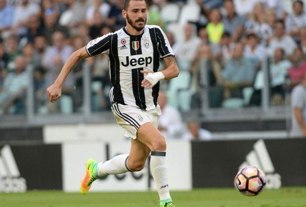 Bonucci verlängert bei Juventus Turin bis 2021