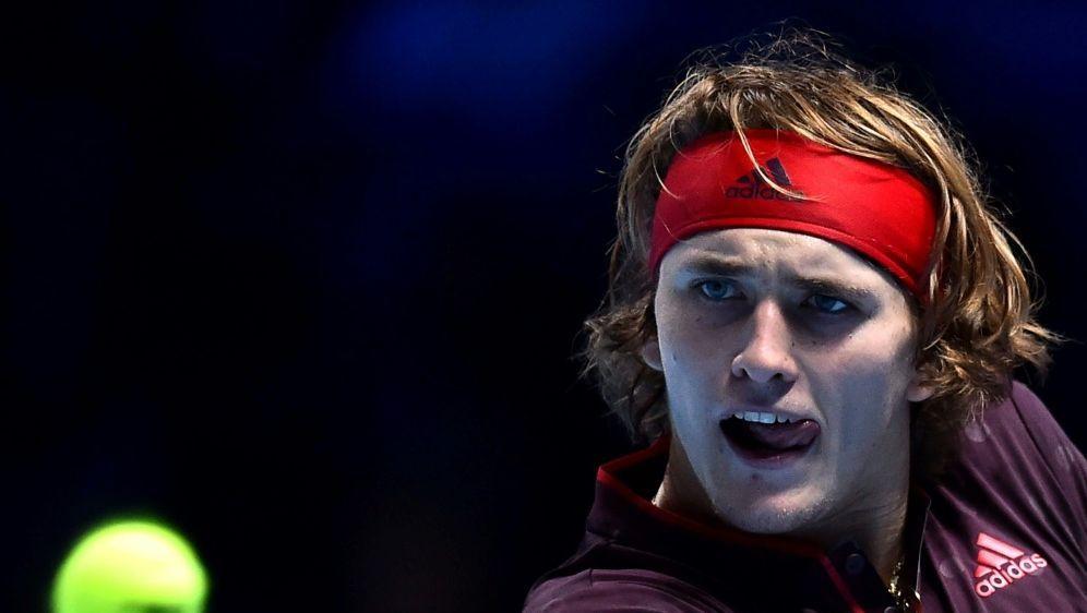 Zverev unterliegt Federer im Generationenduell - Bildquelle: AFPAFPGlyn KIRK