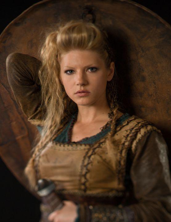 Vikings-serie-Darsteller-Lagertha - Bildquelle: MGM