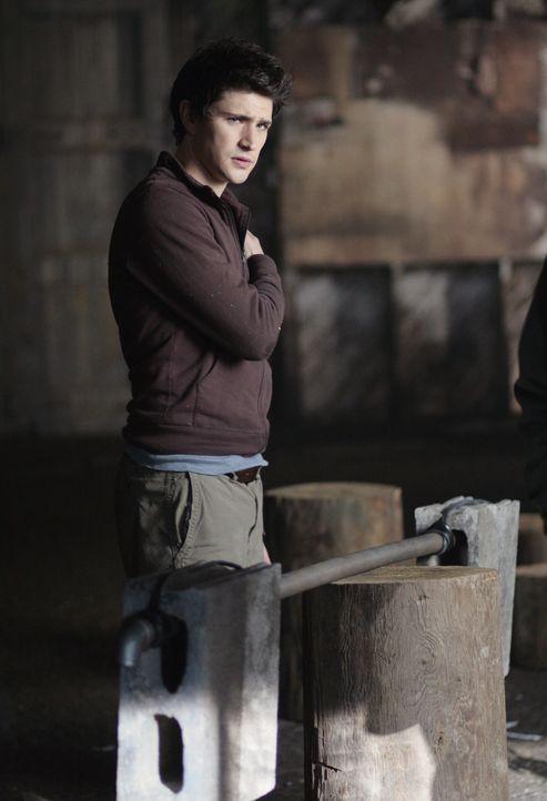 Er würde lieber ein normales Leben führen. Kyle (Matt Dallas) erkennt jedoch, dass er sich seinem Schicksal stellen muss ... - Bildquelle: TOUCHSTONE TELEVISION
