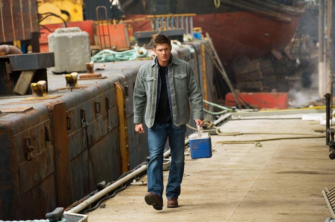 Kann Dean (Jensen Ackles) sich bei Benny revanchieren oder fallen beide den blutrünstigen Vampiren zum Opfer? - Bildquelle: Warner Bros. Television