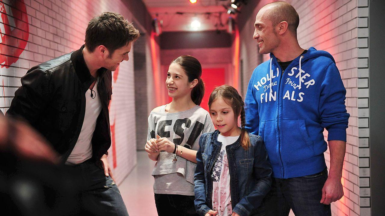 The-Voice-Kids-Nachher-Michele-03-Andre-Kowalski - Bildquelle: SAT.1/Andre Kowalski