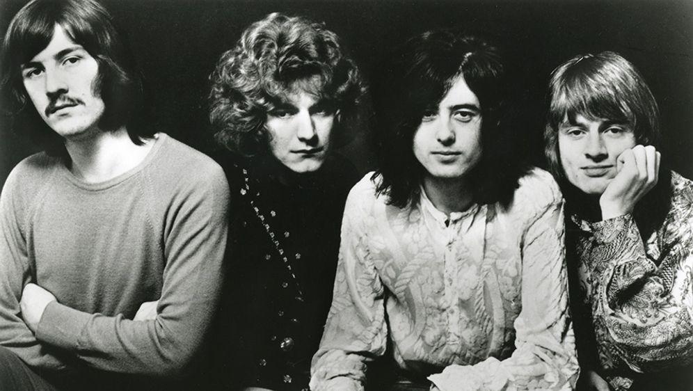 Led Zeppelin - Exklusiver Fan Event im Livestream