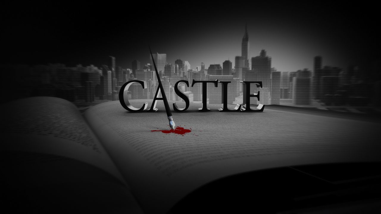 "(3. Staffel) - ""Castle"" - Logo - Bildquelle: ABC Studios"