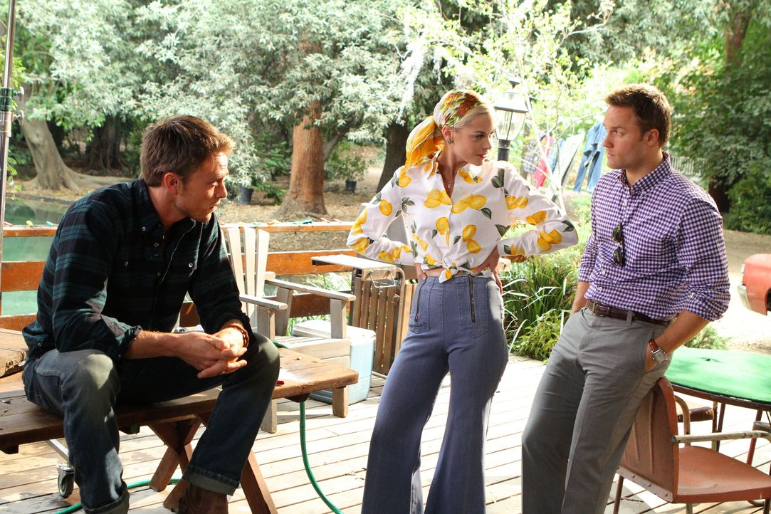 Rache ist genau das, was Lemon (Jaime King, M.) schon immer an Jimmy Praboo üben wollte und dafür schmiedet sie einen verrückten Plan, in den sie au... - Bildquelle: Warner Bros.