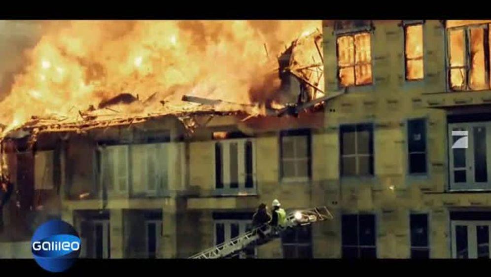 eXtrem - Flucht aus brennendem Haus