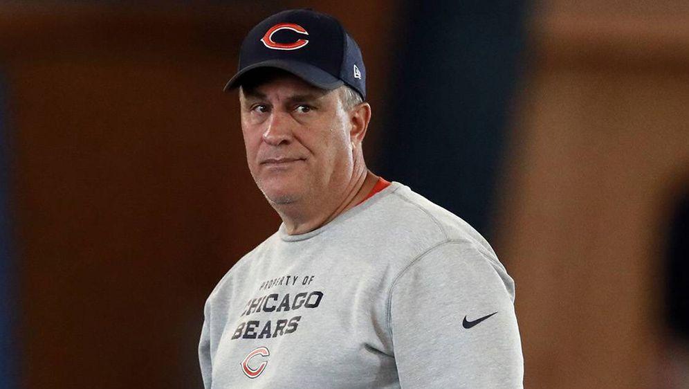 Von den Bears zu den Broncos: Vic Fangio. - Bildquelle: imago/ZUMA Press