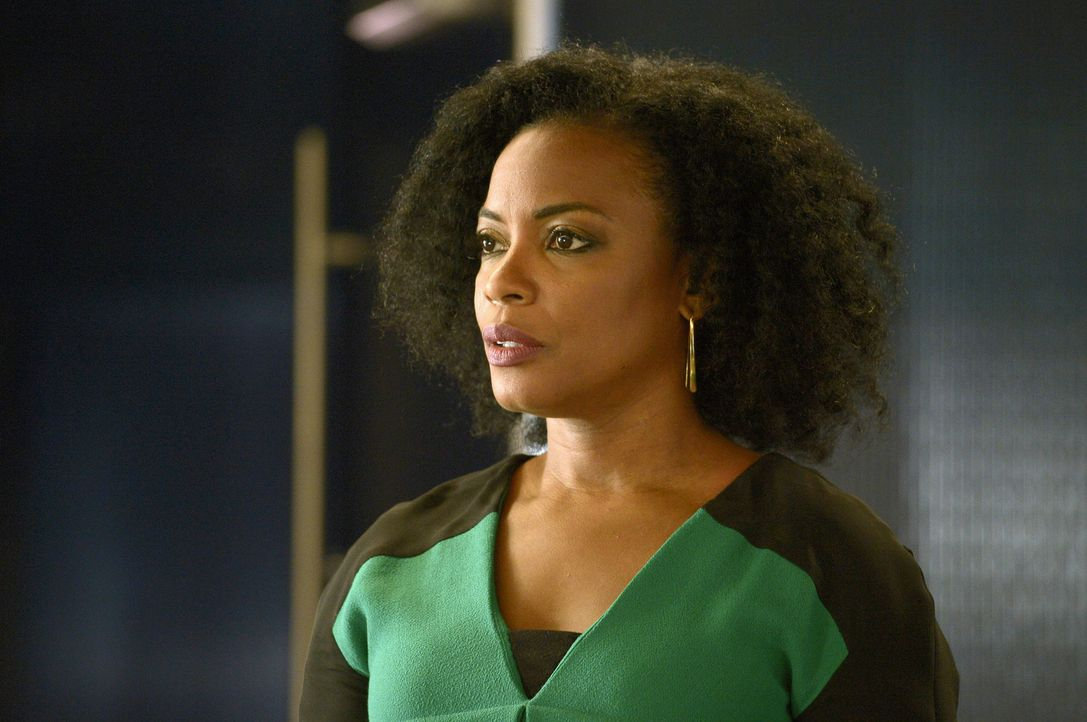 Bildet die Rekruten aus: Miranda (Aunjanue Ellis) ... - Bildquelle: 2015 ABC Studios