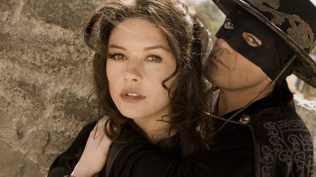 Die Legende des Zorro - Als der lokale Dorftyrann Armand über die Stränge sch...