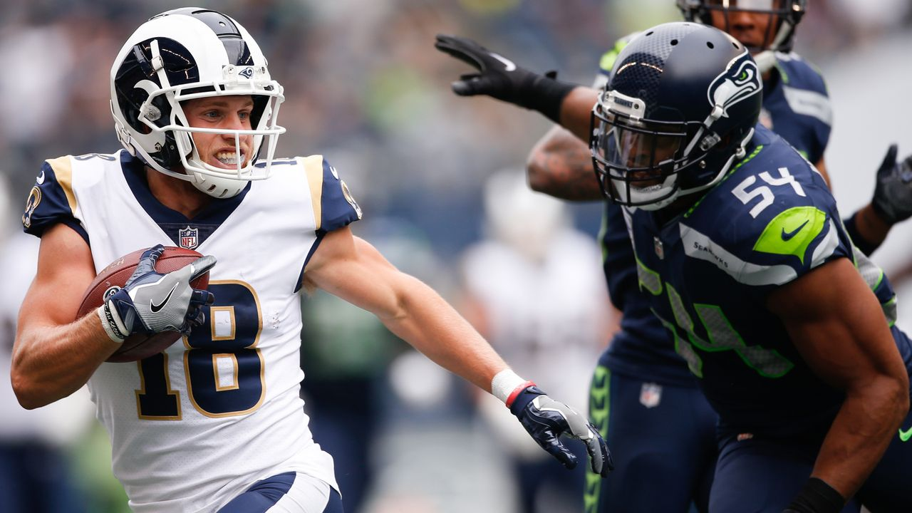 Cooper Kupp (Los Angeles Rams) - Bildquelle: 2018 Getty Images