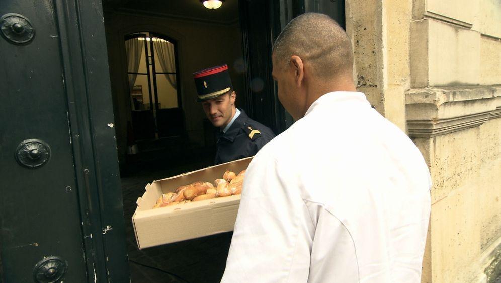 König der Baguette-Bäcker