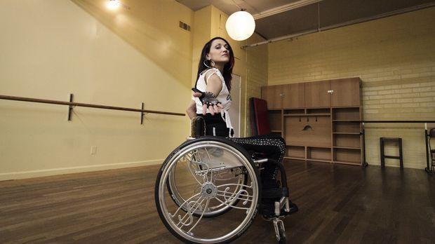 Auti war vor ihrem Autounfall, der sie an den Rollstuhl fesselte, eine sehr e...