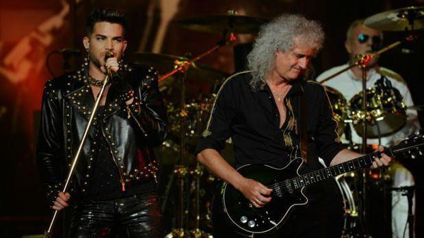 Queen & Adam Lambert 2015