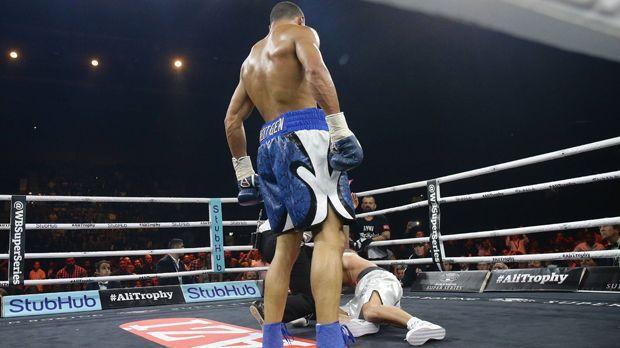 Platz 3: Chris Eubank Jr. vs. Avni Yildirim  - Bildquelle: imago/Pressefoto Baumann