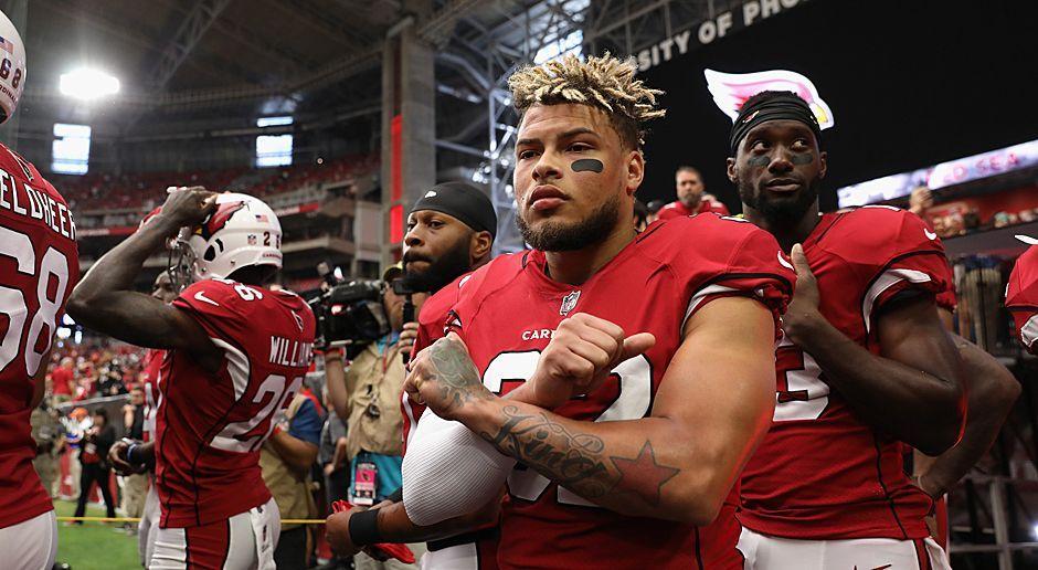 Tyrann Mathieu (Houston Texans) - Bildquelle: 2017 Getty Images