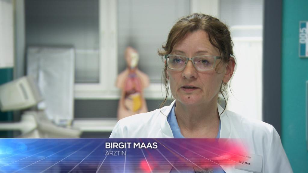 +ärztin - Birgit Maas - Bildquelle: SAT.1